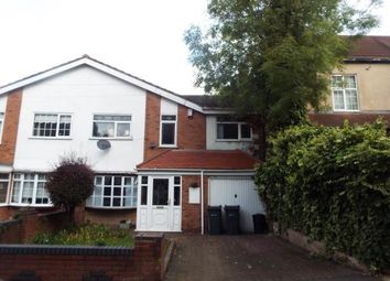 Thumbnail 5 bedroom semi-detached house for sale in Vicarage Road, Yardley, Birmingham, West Midlands