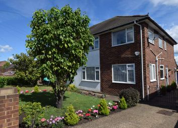 Thumbnail 2 bed flat to rent in Ferrymead Avenue, Greenford