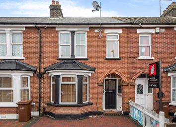 Thumbnail 3 bed terraced house for sale in Lansdowne Road, Chatham