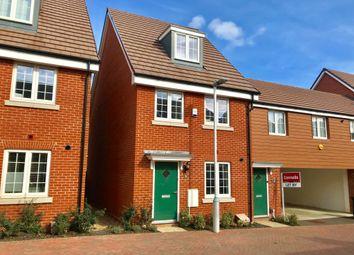 Thumbnail 3 bed end terrace house for sale in Veritas Grove, Leighton Buzzard
