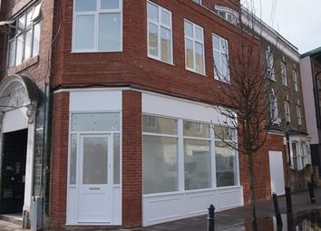 Thumbnail Retail premises to let in Mare Street, London