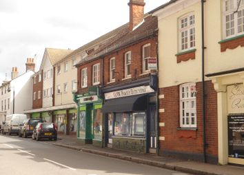 Thumbnail 2 bed flat to rent in High Street, Ingatestone, Essex