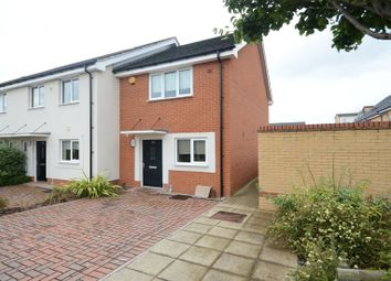 Thumbnail 2 bedroom terraced house to rent in Longships Way, Reading