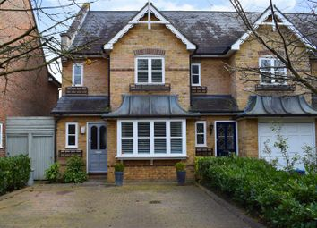 Thumbnail 3 bed semi-detached house for sale in Hill House Drive, Hampton
