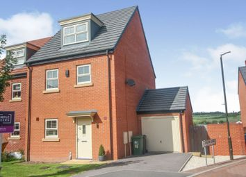 Thumbnail 4 bed detached house for sale in Douglas Avenue, Heanor