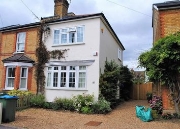 Thumbnail 3 bed semi-detached house to rent in Nightingale Road, West Molesey