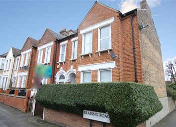 Thumbnail 2 bed flat for sale in Brading Road, London