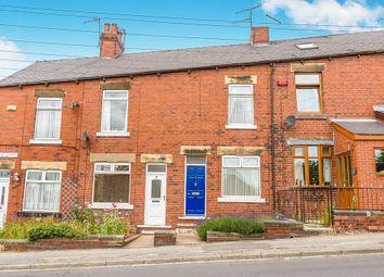 Thumbnail 2 bed terraced house to rent in Coronation Terrace, Hemingfield, Barnsley