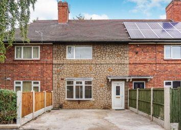 2 bed terraced house for sale in Kenslow Avenue, Nottingham NG7