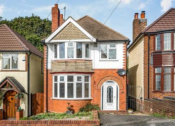 Thumbnail 3 bed detached house for sale in Trejon Road, Off Barrs Road, Cradley Heath, West Midlands