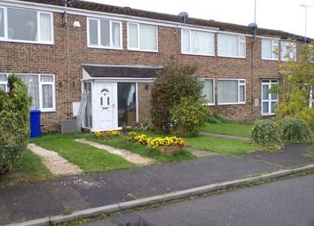 Thumbnail 3 bedroom terraced house for sale in Winston Crescent, Brackley, Northamptonshire, Uk