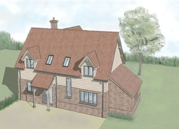 Thumbnail 4 bed semi-detached house for sale in Pear Tree Farm, Wigmore, Leominster