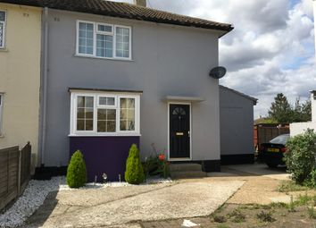 Thumbnail 2 bed end terrace house for sale in Stansted Close, Chelmsford