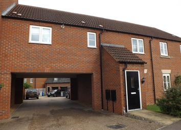 Thumbnail 2 bed maisonette to rent in Ironwood Avenue, Desborough, Kettering