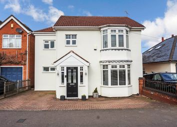 Thumbnail 4 bed detached house for sale in Jockey Road, Sutton Coldfield