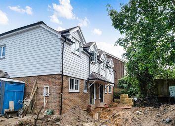Thumbnail 3 bed semi-detached house for sale in The Warren, Windmill Hill, Wrotham Heath, Sevenoaks, Kent