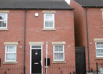 Thumbnail 2 bedroom property to rent in Ruby Street, Leicester