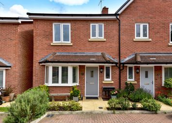 Thumbnail 3 bed semi-detached house for sale in Blackthorn Close, Lower Bourne, Farnham, Surrey