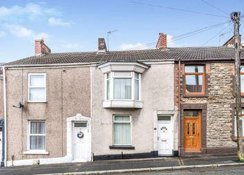 Thumbnail 3 bed terraced house for sale in Sebastopol Street, St. Thomas, Swansea