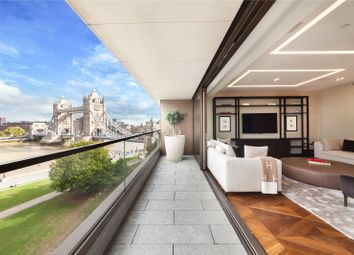 Thumbnail 4 bed flat for sale in Blenheim House, Crown Square, London