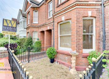 Thumbnail 2 bed flat for sale in Ashdown Road, Worthing, West Sussex