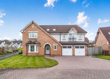 Thumbnail 5 bed detached house for sale in Cortmalaw Avenue, Robroyston, Glasgow