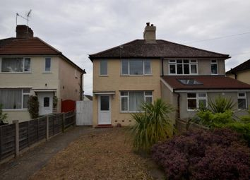 Thumbnail 2 bedroom semi-detached house for sale in Norwich Road, New Costessey, Norwich