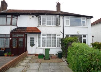 Thumbnail 2 bedroom terraced house to rent in Porthkerry Avenue, Welling
