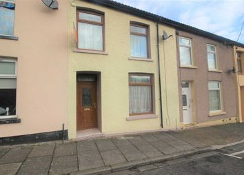 Thumbnail 2 bed terraced house for sale in Park Street, Clydach Vale, Tonypandy