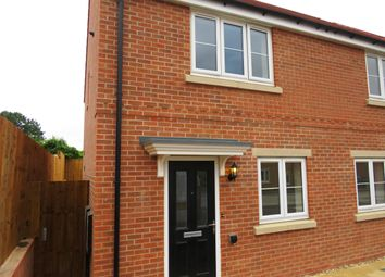 Thumbnail 2 bed property to rent in Manor Prk, Cobblers Lane, Pontefract