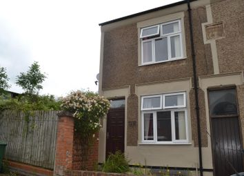 Thumbnail 2 bed property to rent in Cemetery Road, Sileby, Loughborough