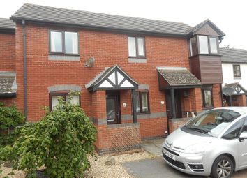 Thumbnail 2 bedroom flat to rent in Weycroft Close, Exeter