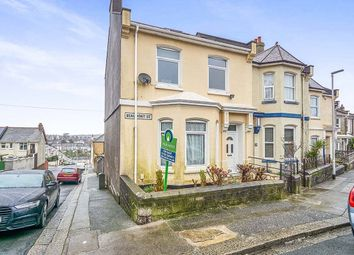 Thumbnail 5 bed semi-detached house for sale in Beaumont Street, Plymouth
