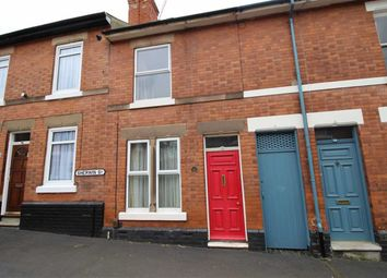 Thumbnail 2 bedroom terraced house for sale in Sherwin Street, Derby