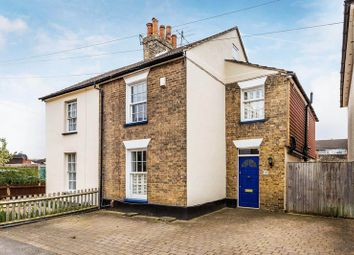 Thumbnail 4 bed semi-detached house for sale in Stoke Grove, Guildford
