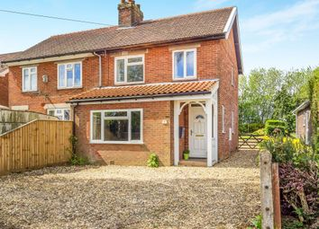 Thumbnail 3 bed semi-detached house for sale in Northgate, Dereham