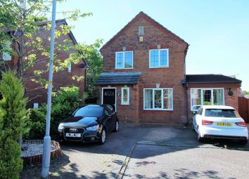 Thumbnail 4 bed detached house for sale in Leesands Close, Fulwood, Preston