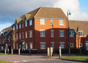 Thumbnail 2 bed flat to rent in West Lake Avenue, Hampton Vale, Peterborough