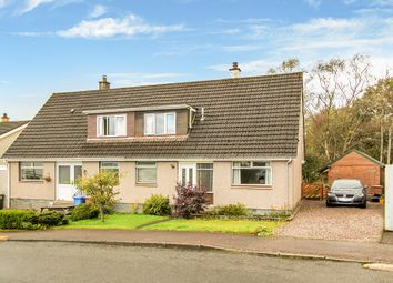 Thumbnail 4 bed semi-detached house for sale in Hillview Drive, Corpach, Fort William, Inverness-Shire