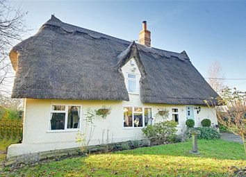 Thumbnail 3 bed cottage for sale in Keers Green, Dunmow, Essex