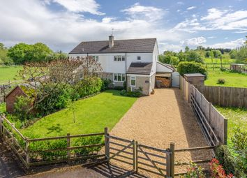 Thumbnail 3 bed semi-detached house for sale in Notton, Lacock, Chippenham
