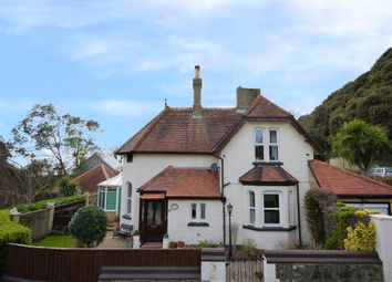 Thumbnail 3 bed detached house for sale in Macrocarpa Road, Ventnor