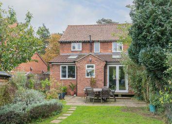 Thumbnail 4 bed semi-detached house for sale in Naburn Lane, Fulford, York