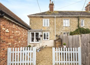 Thumbnail 2 bedroom terraced house for sale in Aplands, Gold Hill, Child Okeford, Blandford Forum