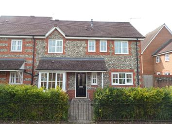 Thumbnail End terrace house to rent in Oaklands Avenue, Amesbury, Wiltshire