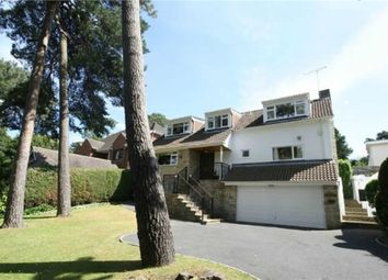 Thumbnail 4 bed detached house for sale in Canford Cliffs, Poole