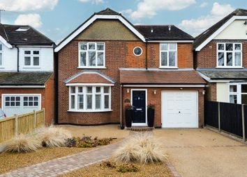 Thumbnail 4 bed detached house for sale in Thorley Park Road, Bishop's Stortford
