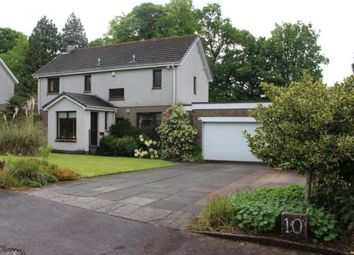 Thumbnail 4 bed detached house for sale in Laggary Park, Rhu, Helensburgh, Argyll And Bute