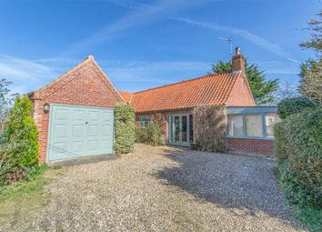 Thumbnail 4 bed detached bungalow for sale in Wells Road, Stiffkey, Wells-Next-The-Sea
