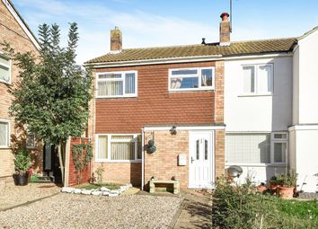 Thumbnail 3 bed end terrace house for sale in Bunyan Close, Pirton, Hitchin